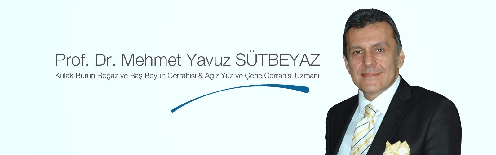 Mehmet Yavuz Sütbeyaz