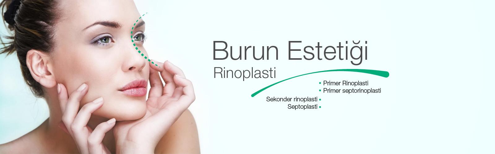 Rinoplasti - Burun Estetiği