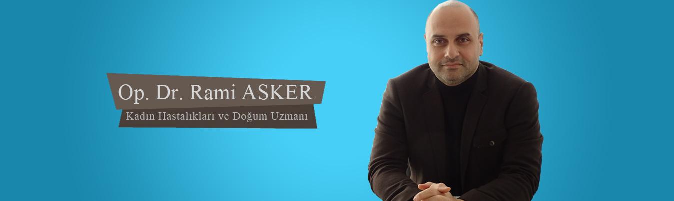 Op. Dr. Rami Asker