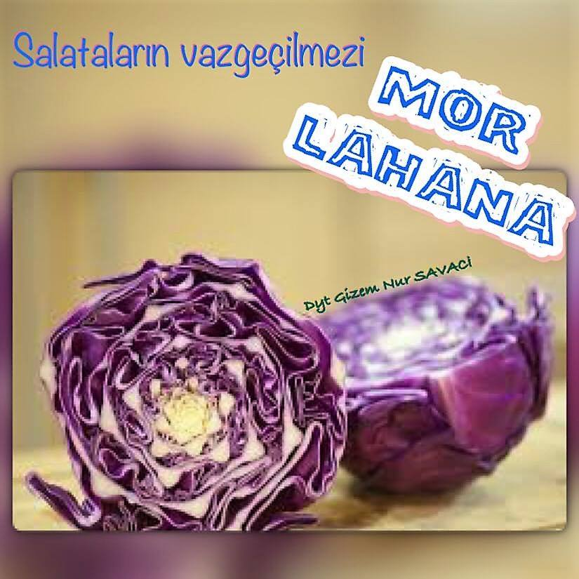 Mor Lahana